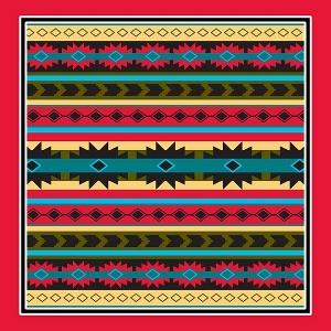 Aztec Print Bandana 56-537
