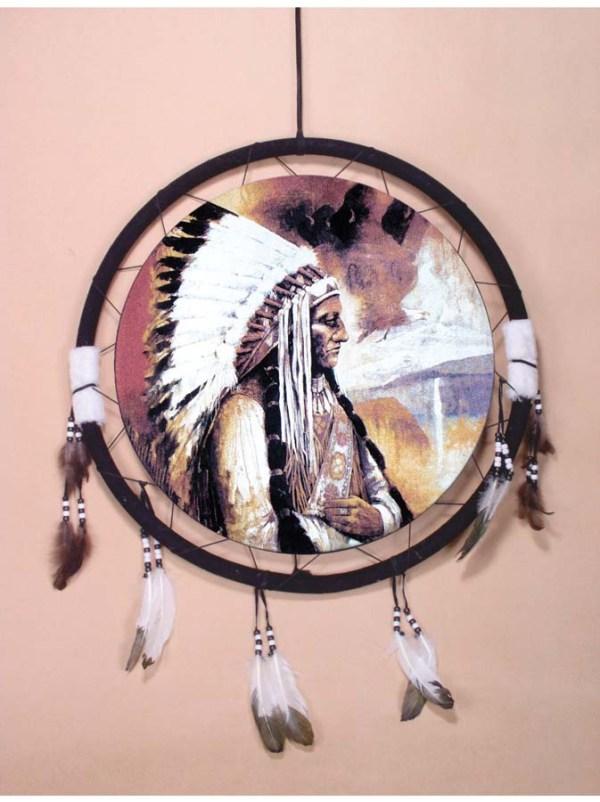 Indian Chief Mandala 70-200-28