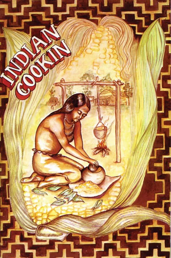 Native American Indian Cook Book