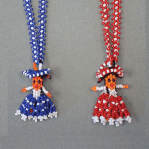 Asst Senorita Beaded Necklace