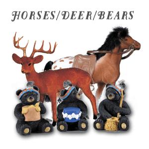 Horses/Deer/Bears