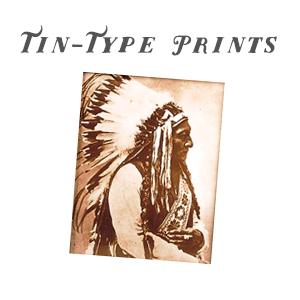 Tin-Type Prints