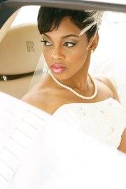 posh short wedding hairstyes