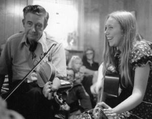 Albert Hash and Emily Spencer