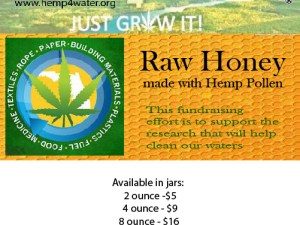 Fundraising for Hemp4Water