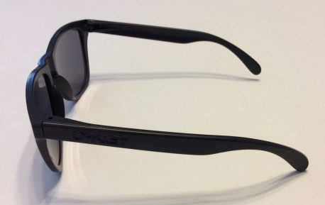 Oakley Frogskins Sunglasses MPH - Matte Carbon Black - Grey - OO9013-96