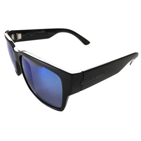 Hoven Vision Mosteez Sunglasses ANSI Matte Black POLARIZED Blue USPS Priority