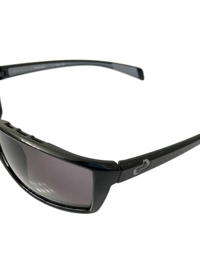 Native Eyewear Sidecar Sunglasses - Gloss Black - POLARIZED Gray