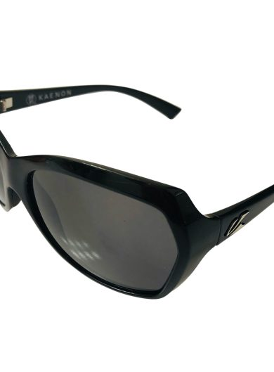 Kaenon Shilo Sunglasses - Black Frame POLARIZED Gray G12 SR-91 Lenses