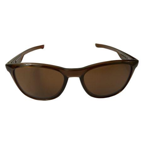 Oakley Trillbe X Sunglasses - Polished Rootbeer - Dark Bronze OO9340-06