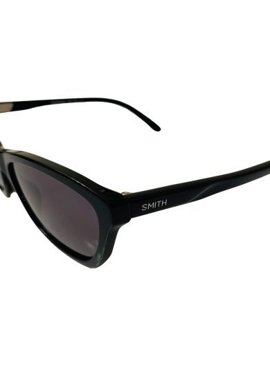 Smith The Getaway Sunglasses - Gloss Black Frame - Polarized Gray Lens