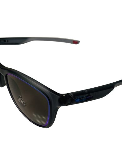 Oakley Trillbe X Sunglasses - Matte Crystal Black - Prizm Grey OO9340-1552