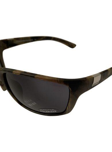 Suncloud Councilman Sunglasses - Matte Camo Frame - Polarized Gray Lens