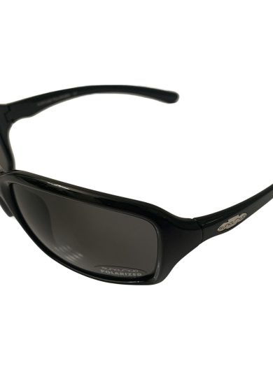 Suncloud Fortune Sunglasses - Gloss Black Frame - Polarized Gray Lens