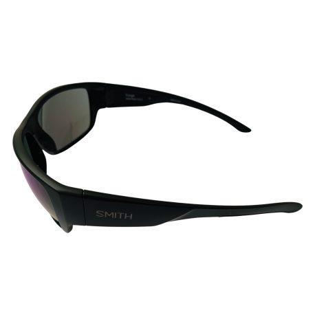 Smith Forge Sunglasses - Matte Black Evolve™ Bio-Based Frame - Blue Mirror Lens