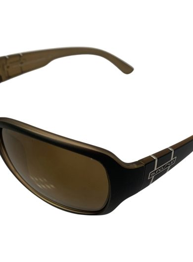 Suncloud Limelight Sunglasses - Black Honey Backpaint Frame - Polarized Sienna Mirror Lens