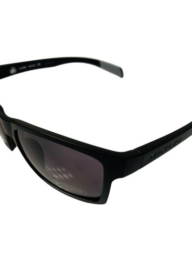 Native Eyewear Flatirons Sunglasses - Matte Black Asphalt POLARIZED Grey