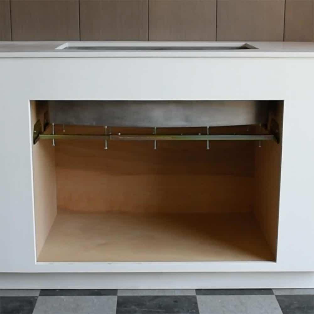 sink undermount kit