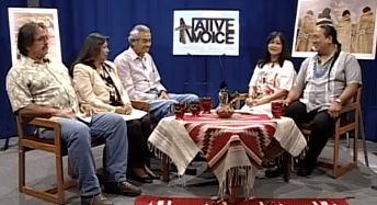 NVTV – Al Cross (Hidatsa), Pat Brien (Chippewa) and Renita Pinkham Brien (Nez Perce)