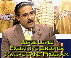 NVTV – Jorge Lopez, TANF (Executive Director)