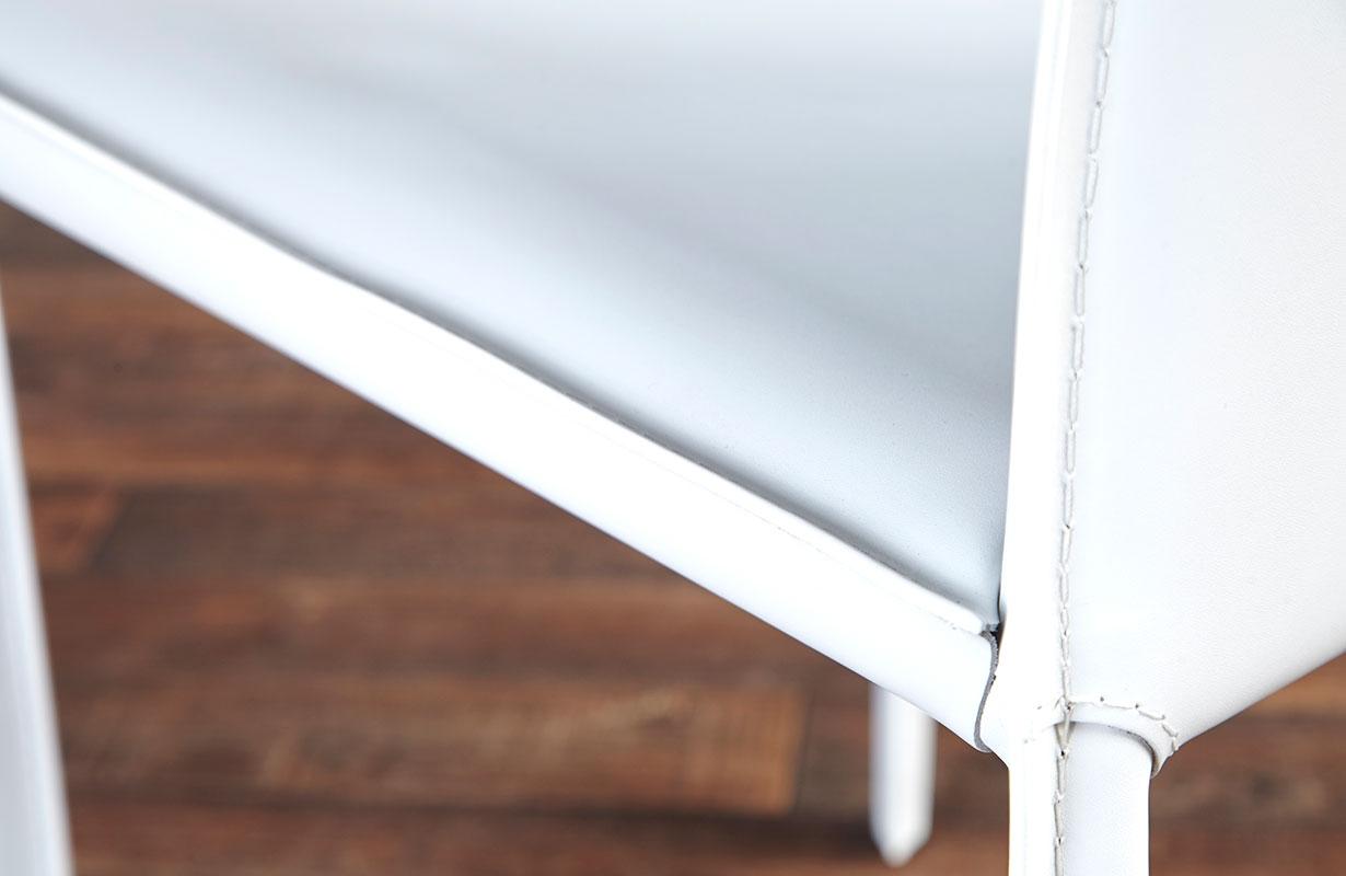 Stuhl TORINO WHITE von NATIVO Designer Mbel sterreich