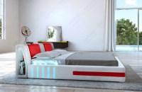 Design Bett Venum mit LED Beleuchtung von NATIVO Mbel Wien