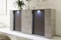 Designer Kommode DONNA mit LED Beleuchtung NATIVO Wien Moebel