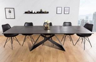 Esstisch CRONOS DARK von NATIVO Designer Möbel Österreich