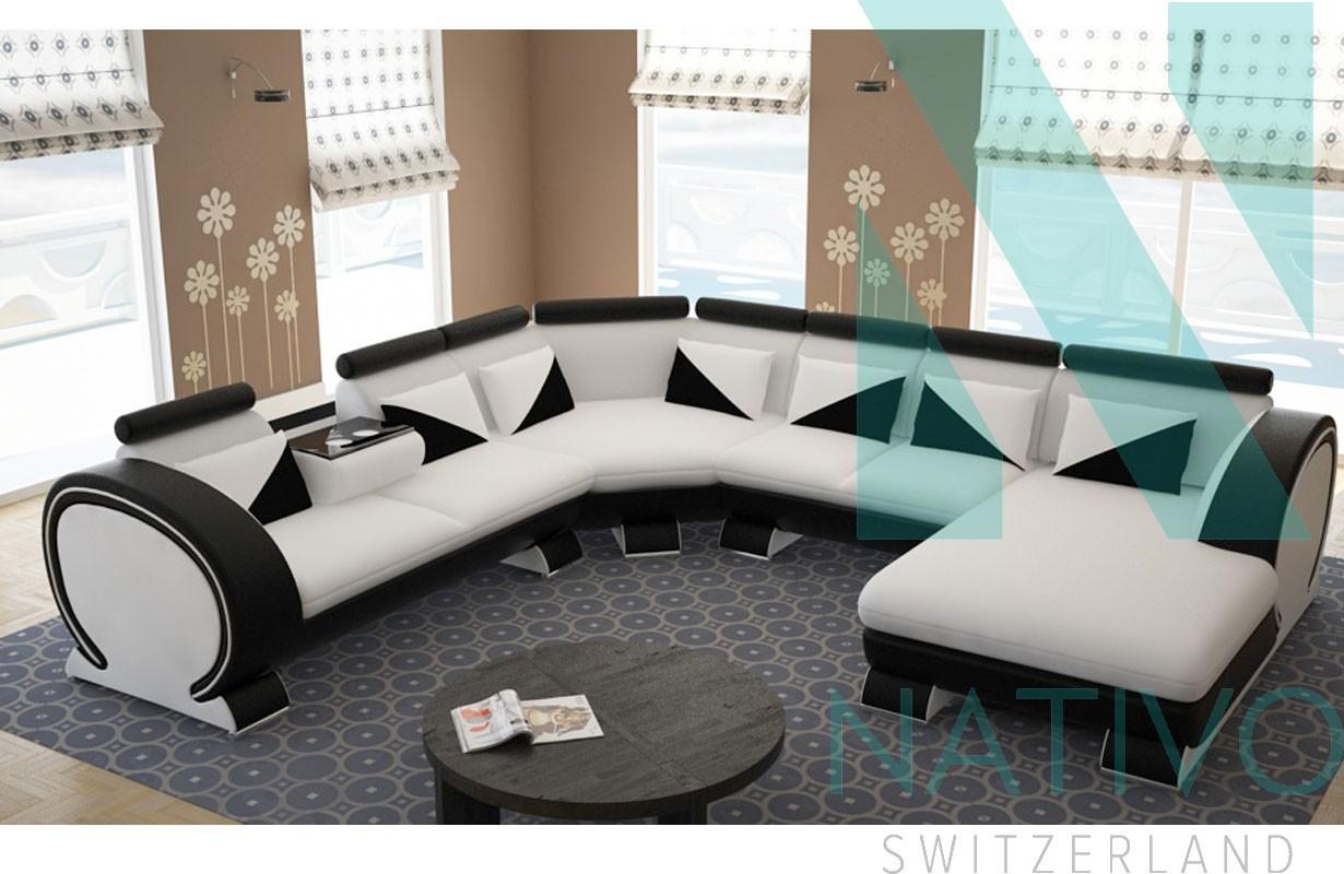 Designer Sofa Outlet Schweiz Ledersofa And Ledercouch Günstig