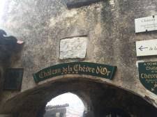 Chateau de la Chevre d'Or