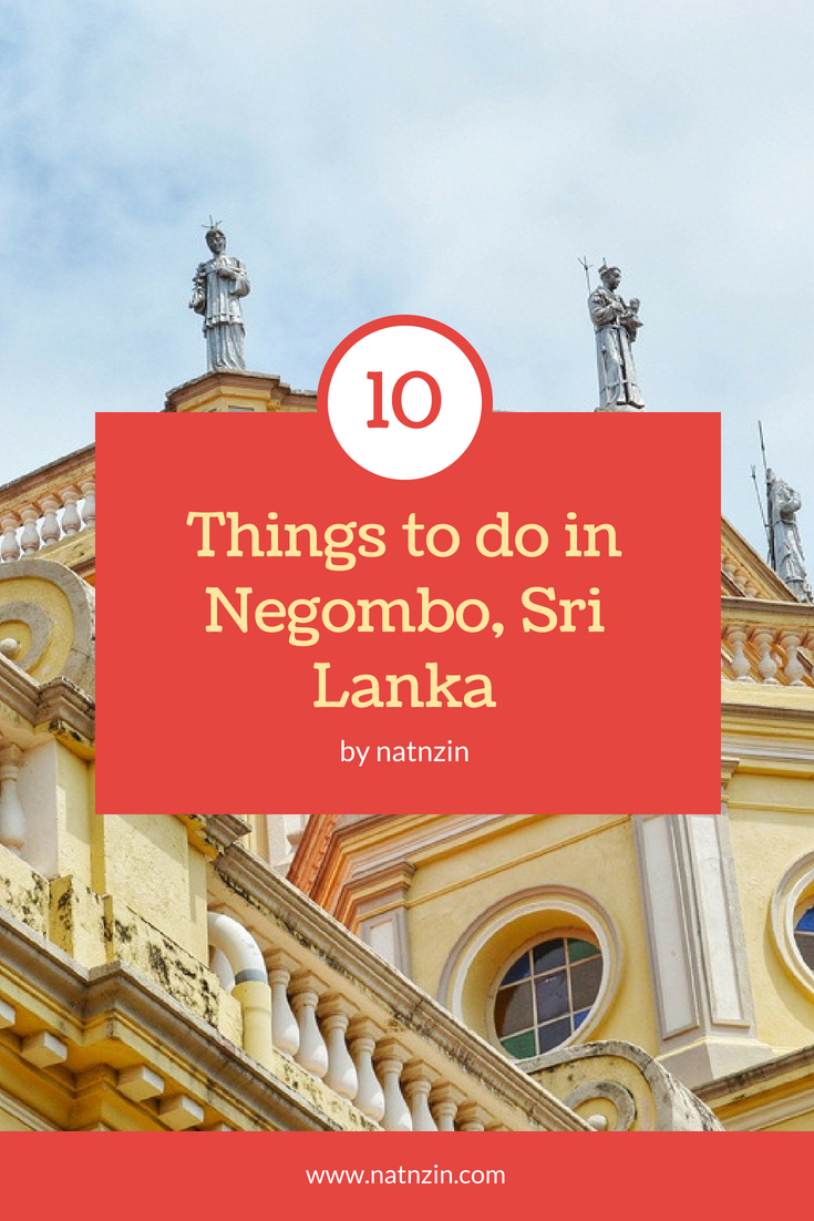 Cool Things To Do Negombo