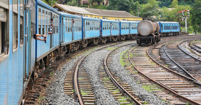 Colombo to Ella: A Photo Story on World's Most Scenic Train Journey