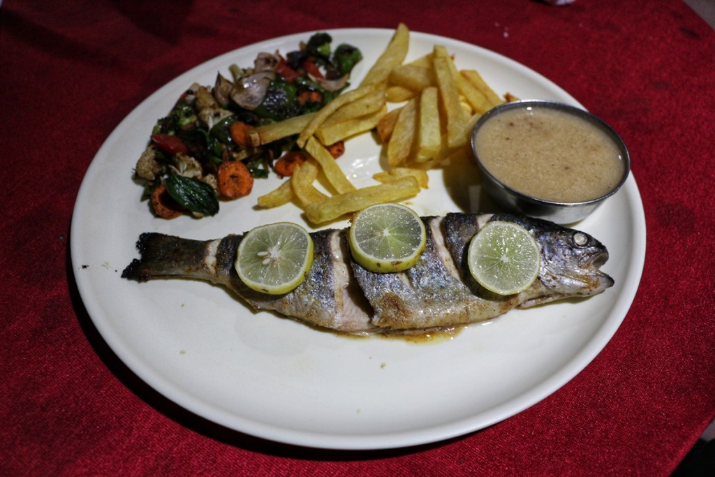 Himachali Trout Manali India
