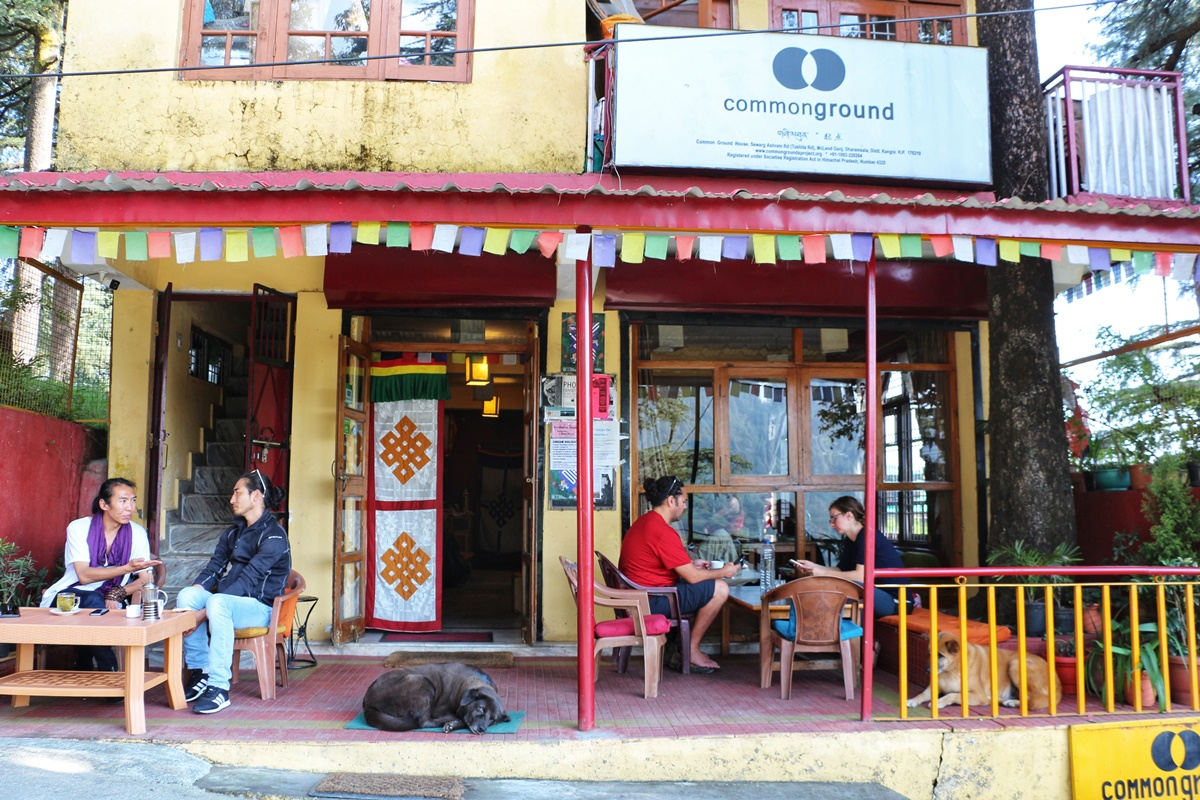 Commonground Cafe Dharamshala