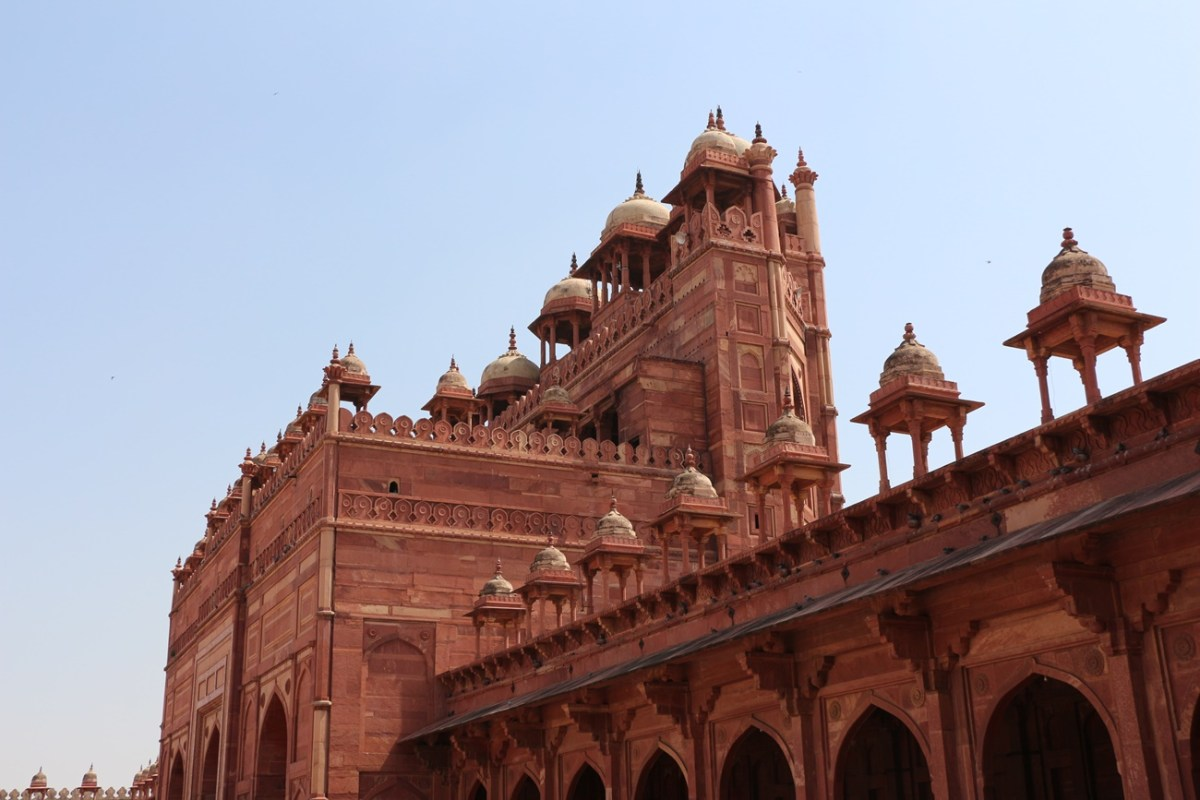 A travel blog about Fatehpur Sikri