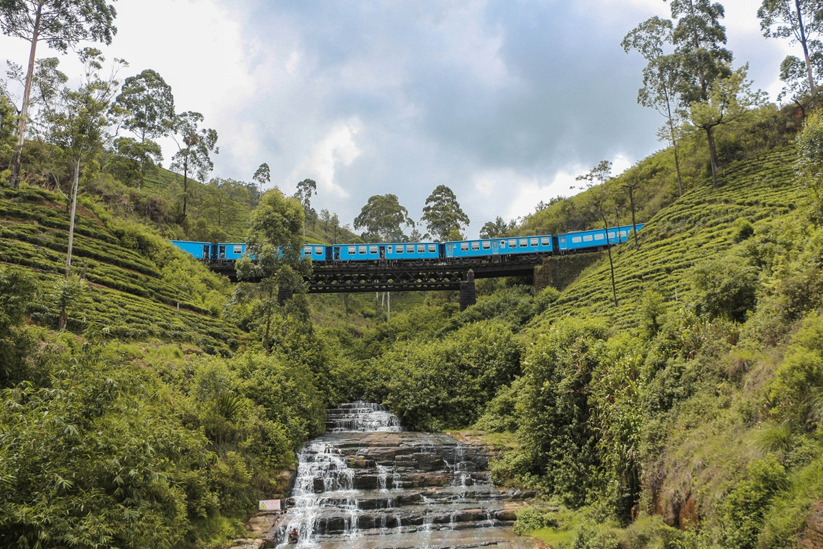 "Our Top ""Sri Lanka by Train"" Moments - Part One"