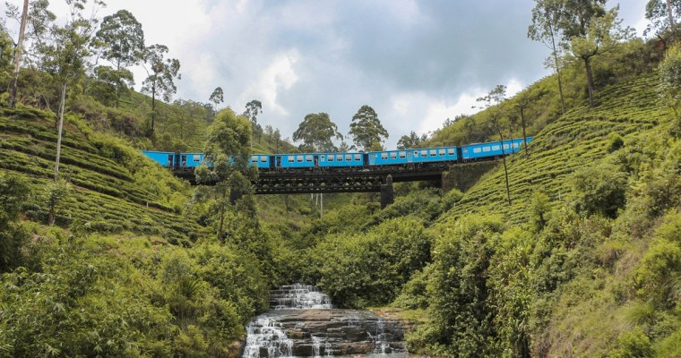 "Our Top ""Sri Lanka by Train"" Moments – Part One"