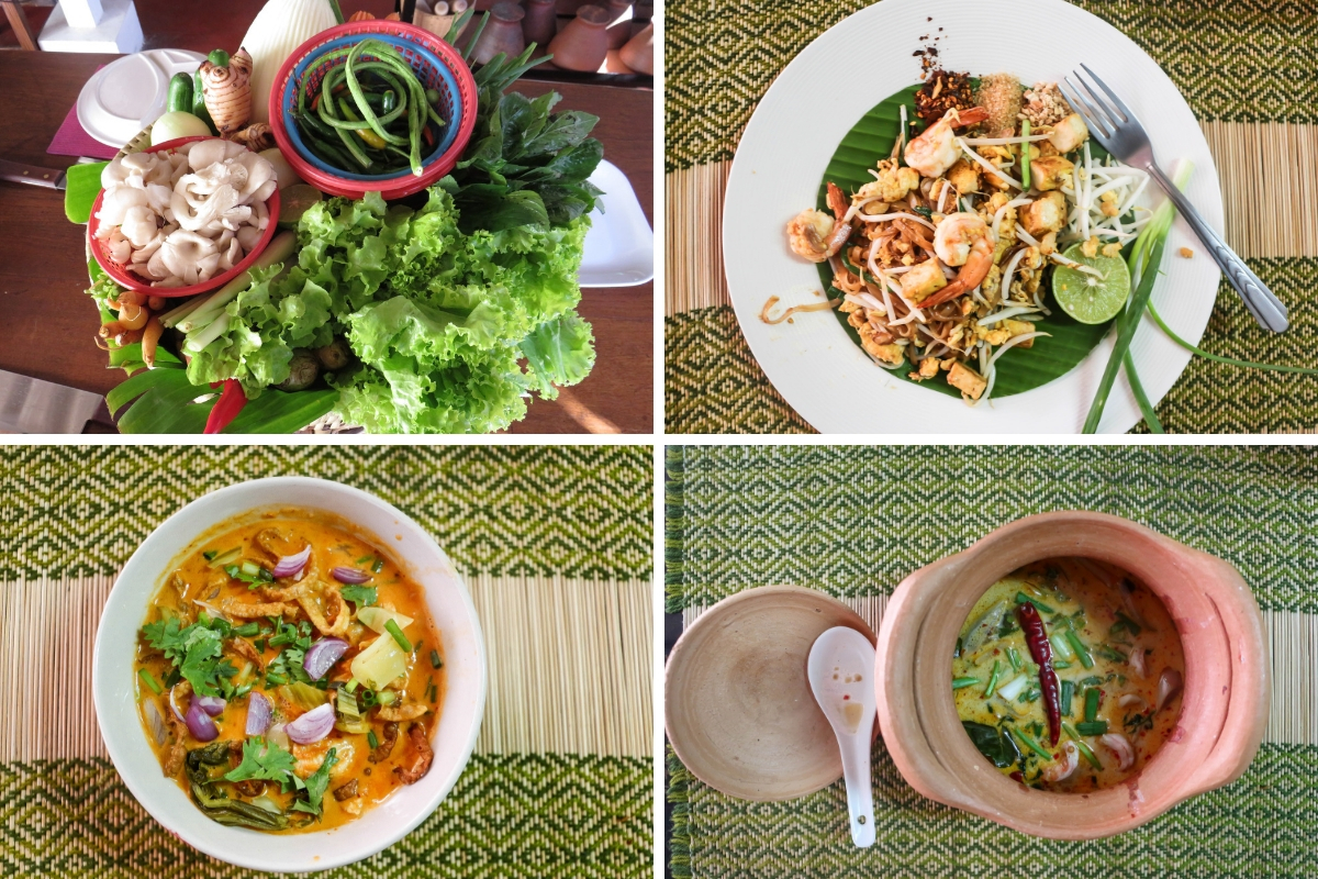 Thai Food Chiang Mai Cooking Class