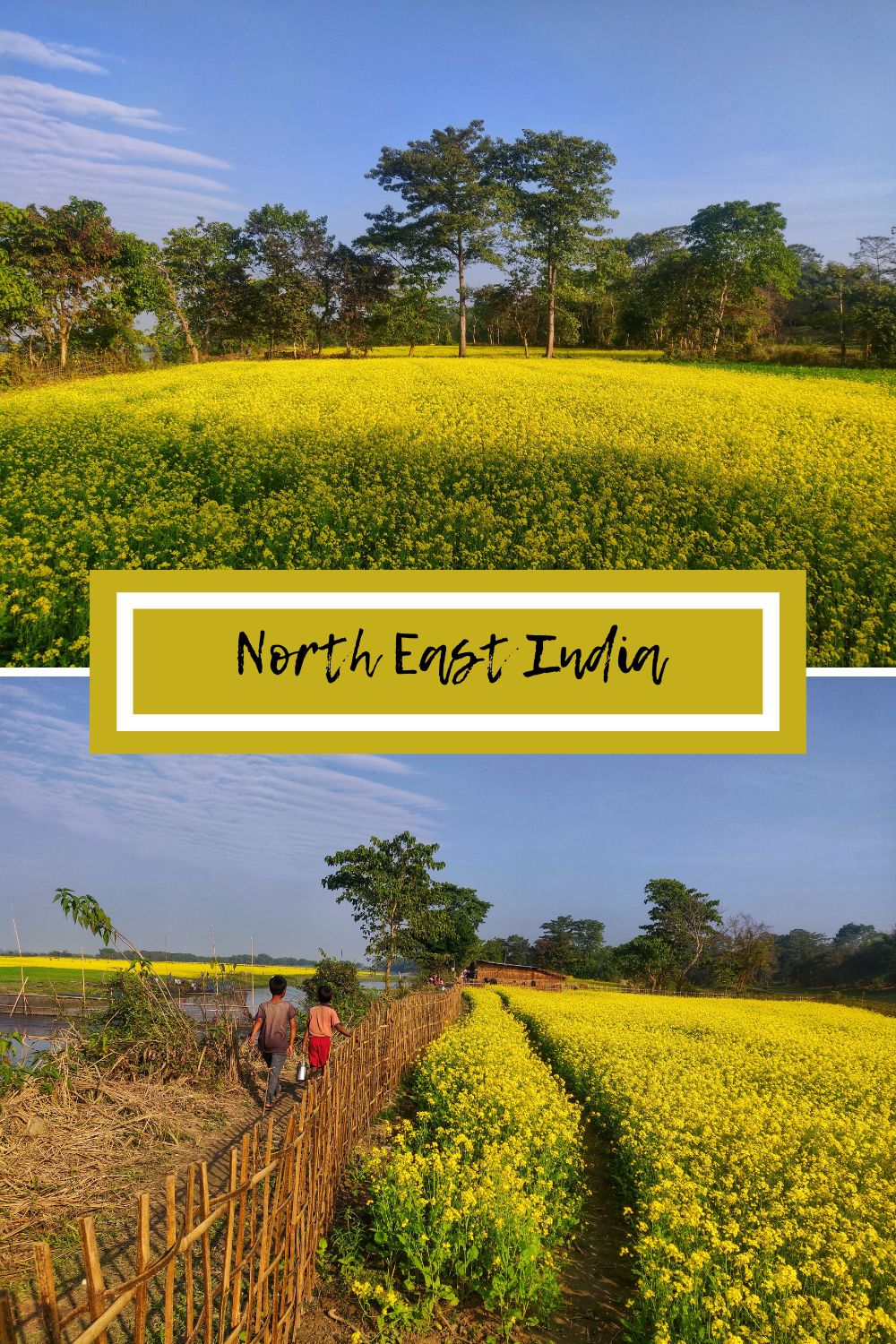 North East India Travel Blog