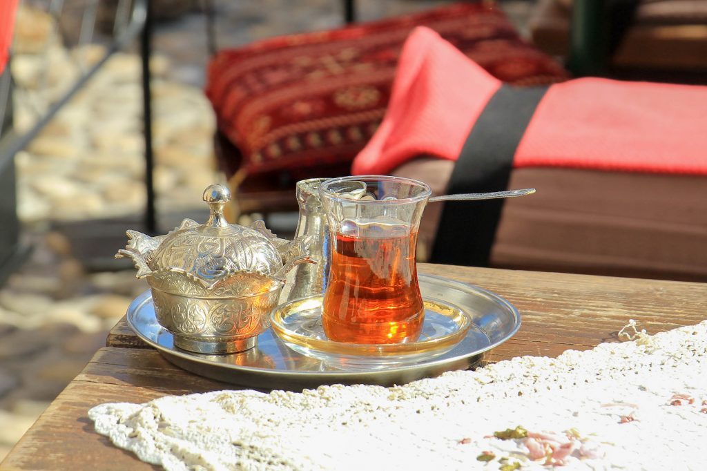 Turkish Tea PlacesOfJuma Bosnia Mostar