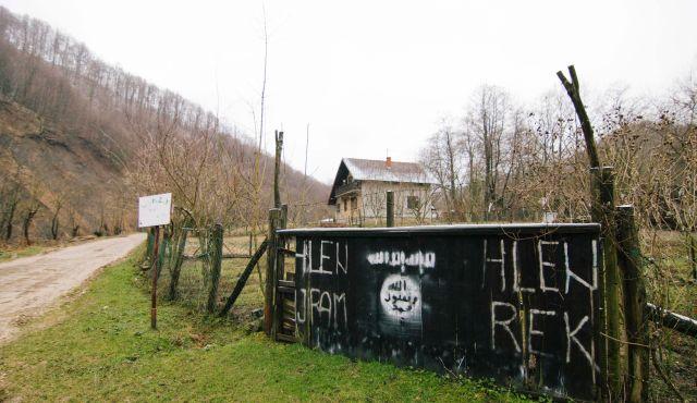 Afbeeldingsresultaat voor bosnia isis