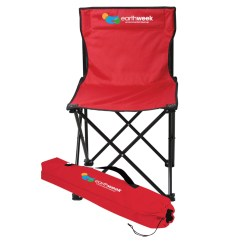 Personalized Folding Chair Stair Lift Chairs Covered Medicare Buy Promotional Price Buster With Carrying