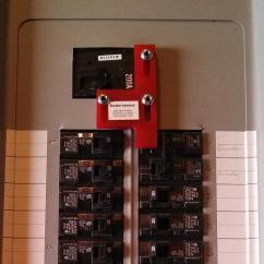 Portable Generator Transfer Switch Wiring Diagram Single Phase Motor Panel Interlock Kits | Short Hairstyle 2013