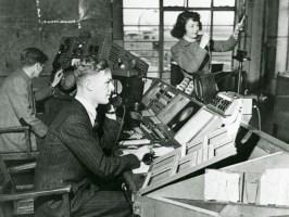 Heathrow 1952.