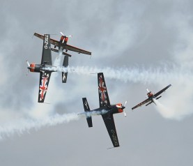Blades Display Team