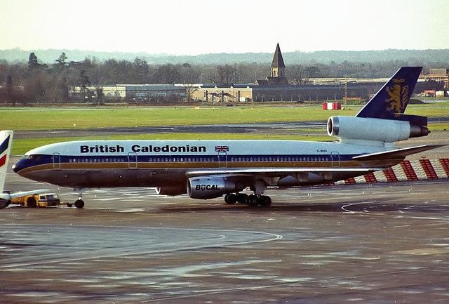 British Caledonian