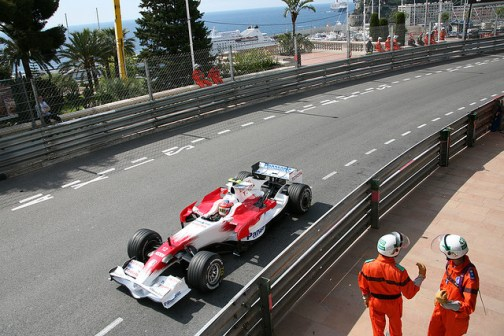 Monaco, by Mark Hintsa via Flickr