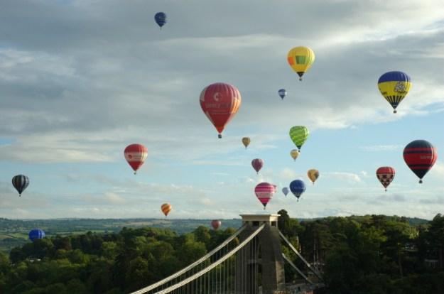 Bristol Balloon Fiesta by jonbgem