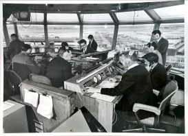 Heathrow tower 1960s