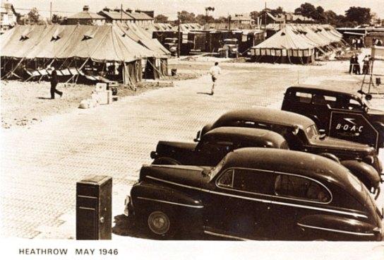 Where it all began - Heathrow 1946